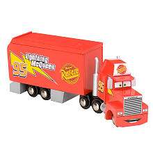 Disney Cars Wood Mack Truck Deluxe Vehicle   Toys R Us