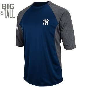 New York Yankees BIG & TALL Authentic Collection