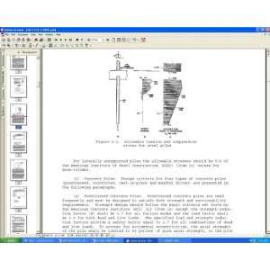 Design of Pile Foundations Engineering Manual guide Book
