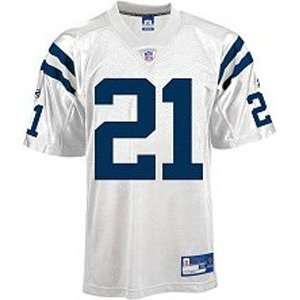 Bob Sanders Indianapolis Colts Replica Adult White NFL Jersey