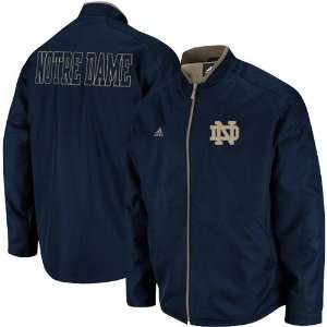 Notre Dame Fighting Irish Jackets  Adidas Notre Dame Fighting Irish