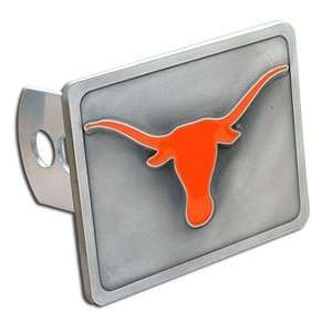 Texas Longhorns UT NCAA Trailer Hitch Cover Sports