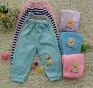 New Corduroy Baby Toddler Kids Girls Boys Bottom Pants (2 3T)