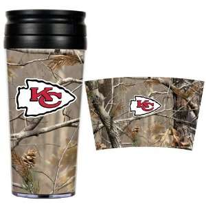 Kansas City Chiefs NFL Open Field Travel Tumbler