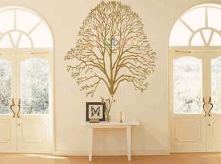 Wall Decor Decal Sticker vinyl large tree branches 62