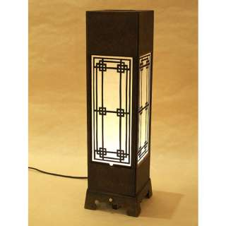 Lantern Bedside Bedroom Table Art Bar Deco Accent Touch Lamp Light