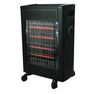 1,500 Watt Portable Electric Radiant Heater