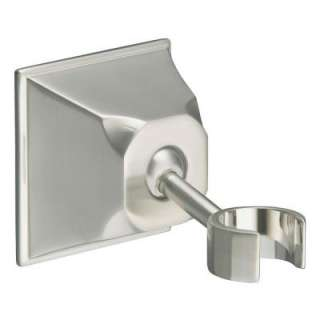 KOHLER Memoirs Adjustable Wall Mount Bracket in Vibrant Brushed Nickel