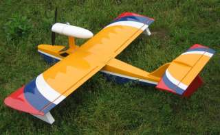 New .25 Seaplane RC Sea Plane Sports Airplane ARF Kit