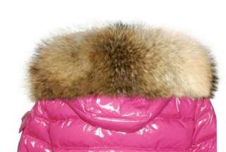 NEW WOMENS FASHION LARGE FOX FUR COLLARS THICKENING WINTER DOWN