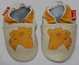 SOFT SOLE LEATHER BABY BOYS CRIB SHOES SIZE 4 5 6 7 8