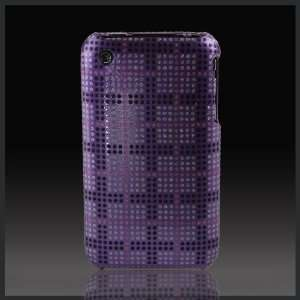 Purple Glitterati glitter bling case cover for Apple iPhone 3G & 3GS