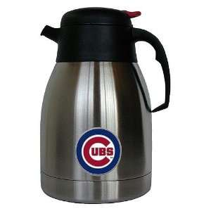 Chicago Cubs MLB Coffee Carafe