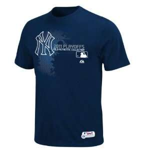 New York Yankees Youth Majestic Navy Authentic Collection