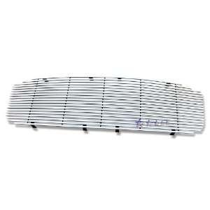 2006 2008 Dodge Ram Stainless Steel Phat Upper Grille