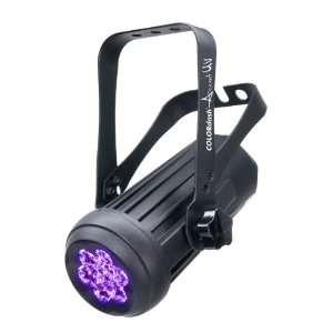 New Chauvet COLORDASH ACCENT UV 1 or 2 Channel Ultra Compact LED Wash