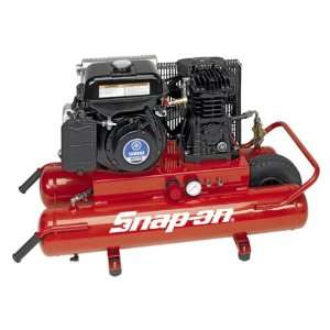 On 870202 5.5 Horsepower 8 gallon Gas Engine Portable Air Compressor