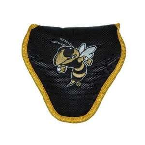 Yellow Jackets Golf Club/Mallet Putter Head Cover