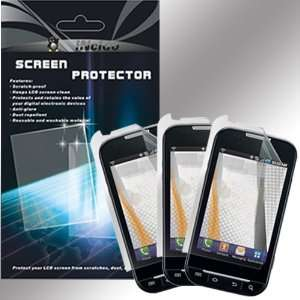 Combo Samsung Galaxy Indulge R910 LCD Screen Protector For Samsung