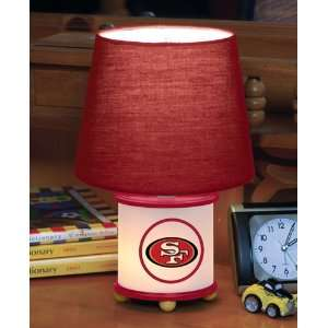 13 NFL San Francisco 49ers Football Multi Function Table Lamp