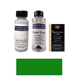 Oz. Olive Green Metallic Paint Bottle Kit for 1997 Hyundai Elantra
