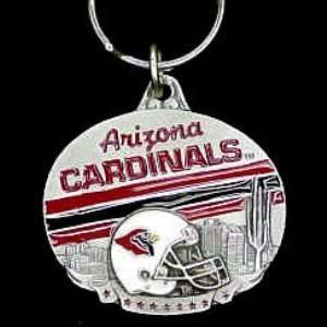 NFL Team Design Key Ring   ArizonaCardinals