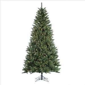 7.5 or 9 Prelit Andover Spruce Artificial Christmas Tree