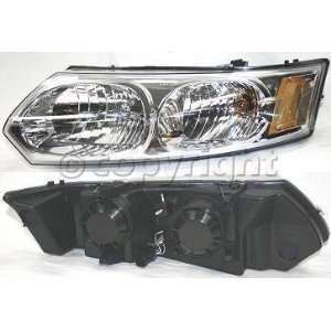 HEADLIGHT saturn ION SEDAN 03 05 light lamp lh Automotive