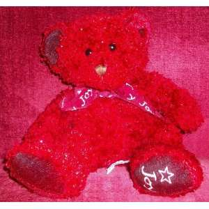 8 Plush Red Valentine Day Teddy Bear Doll Toy Joy Toys