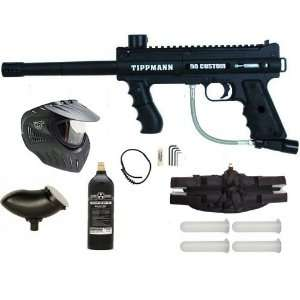 Paintball Tippmann Tippman 98 Custom PLATINUM Gun Set 1