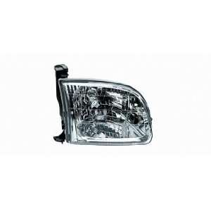 00 04 Toyota Tundra Pickup Headlight (Passenger Side) (2000 00 2001 01