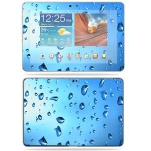 for Samsung Galaxy Tab 10.1 Tablet 10 Water Droplets Electronics