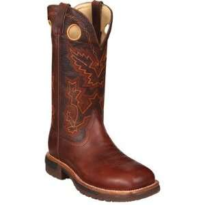 Rocky FQ0006028 Mens 6028 Original Ride Steel Toe Western Boots Baby