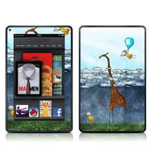 Above The Clouds Design Protective Decal Skin Sticker