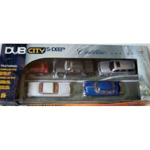 Dub City 5 deep Cadillac Series Toys & Games