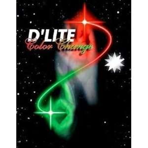 DLite Color Change   General Magic trick Toys & Games