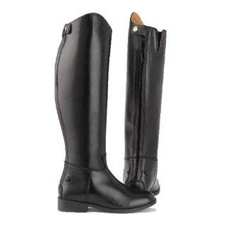 ED Men Dressage Boots Tall Horse back Riding Brown Shoes