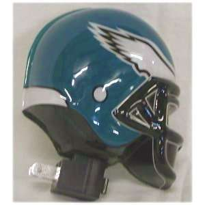 NFL Philadelphia Eagles Helmet Shaped Night Light