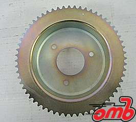 Bonanza Vintage MiniBike Sprocket Go Power #35 60 Tooth