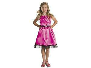 Girls Sharpays Pink Dress Costume   Sharpays Fabulous