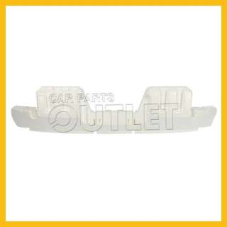 08 10 FORD FOCUS IMPACT ABSORBER REAR BUMPER FOAM 2/4DR