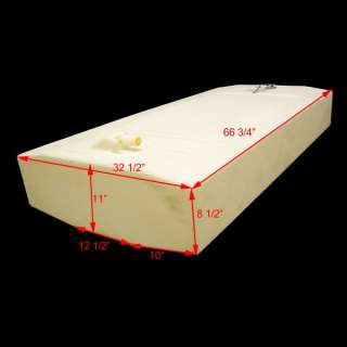 MOELLER FT9702 POLY 90 GALLON BOAT FUEL TANK
