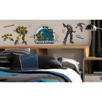 23 Transformers 3 Peel & Stick KIDS Room Wall Decals